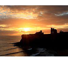 Priory Sunrise Photographic Print