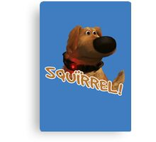 squirrel! Canvas Print