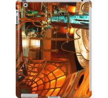 Doctor Who Tardis Interior iPad Case/Skin