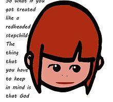 Redheaded Stepchild by Deborah Lazarus