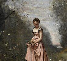Springtime of Life, 1871 by Bridgeman Art Library