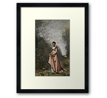 Springtime of Life, 1871 Framed Print