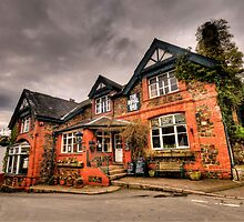 The Royal Oak at Dunsford by Rob Hawkins