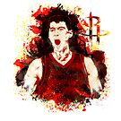 Linsanity - Jeremy Lin by scribbleworx
