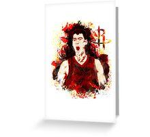 Linsanity - Jeremy Lin Greeting Card