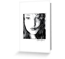 Charlotte Greeting Card