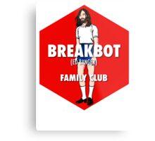 Breakbot - Family Club Metal Print