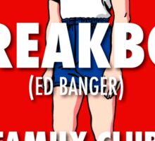 Breakbot - Family Club Sticker