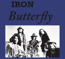Iron Butterfly by mirjenmom