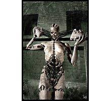 Cyberpunk Photography 021 Photographic Print