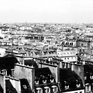 Above Paris by jlv-