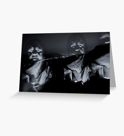 Three Witches VRS2 Greeting Card