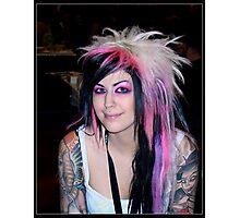 Bad Hair Day Photographic Print