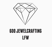 600 Jewelcrafting LFW (Black) Unisex T-Shirt