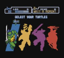 Turtles in Time - Leonardo T-Shirt