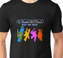Turtles in Time - Leonardo Unisex T-Shirt