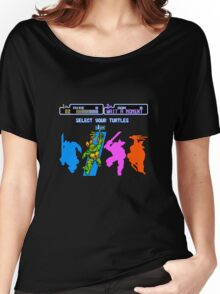 Turtles in Time - Michelangelo Women's Relaxed Fit T-Shirt