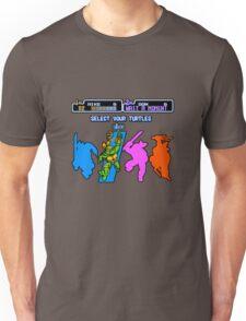 Turtles in Time - Michelangelo Unisex T-Shirt