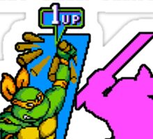 Turtles in Time - Michelangelo Sticker