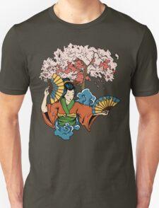 Geisha Dreams Unisex T-Shirt