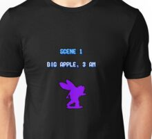 Turtles in Time - Big Apple Unisex T-Shirt