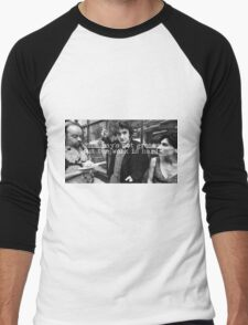 Black Books Men's Baseball ¾ T-Shirt