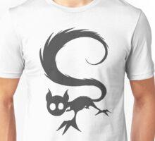 SquirrelCat - Grey Unisex T-Shirt