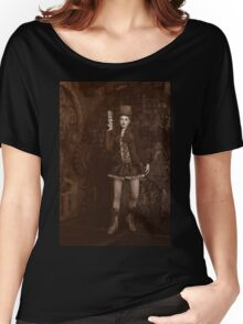 Steampunk - Lady Grace Women's Relaxed Fit T-Shirt