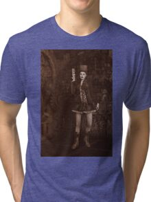 Steampunk - Lady Grace Tri-blend T-Shirt