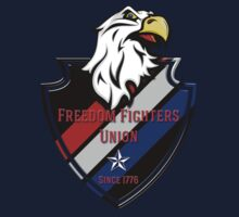 Freedom Fighters Union by Sarah  Eldred