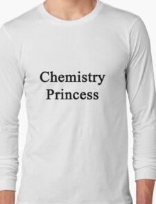 Chemistry Princess  Long Sleeve T-Shirt
