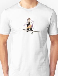 OS White Swan Unisex T-Shirt