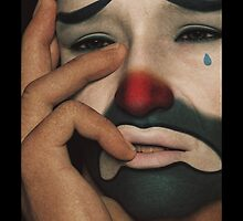 The Sad Clown by Liam Liberty
