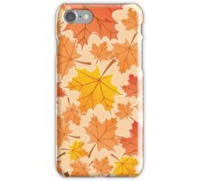 Shade Of Autumn  iPhone Case/Skin