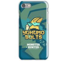 Monster Hunter All Stars - Yukumo Bolts iPhone Case/Skin
