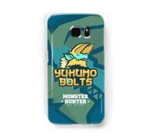 Monster Hunter All Stars - Yukumo Bolts Samsung Galaxy Case/Skin