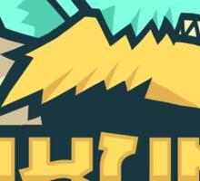 Monster Hunter All Stars - Yukumo Bolts Sticker