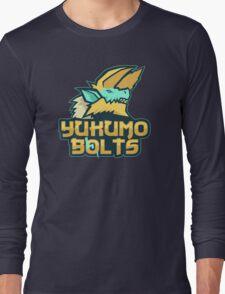 Monster Hunter All Stars - Yukumo Bolts Long Sleeve T-Shirt