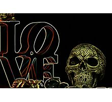 love death Photographic Print