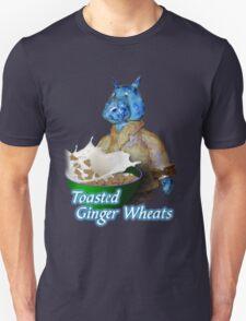 Toasted Ginger Wheats Unisex T-Shirt