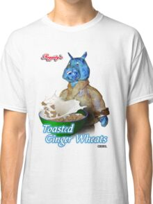 Toasted Ginger Wheats Classic T-Shirt