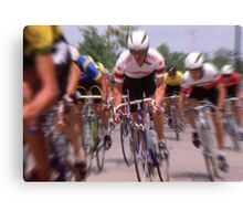 Breaking Away Canvas Print