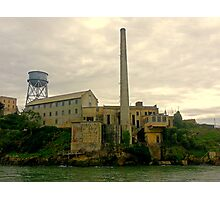 Alcatraz from the West  Photographic Print
