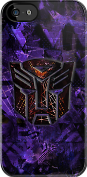 Autobots Abstractness by DesignLawrence