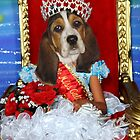 Basset beauties & Tiaras by pateabag