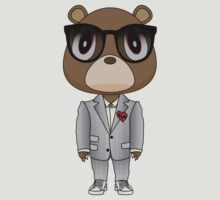 808s & Heartbreak Dropout Bear by Degausser