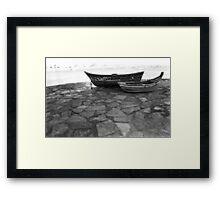 MANUEL Framed Print