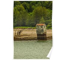 Douglas Island Pumphouse Poster