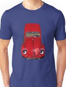 ㋡  CAR VOLKS WAGON BUG TEE SHIRT (GLAMOUR BUG)㋡ Unisex T-Shirt