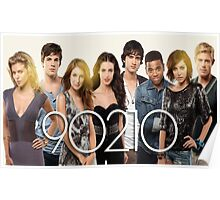 90210-new cast Poster